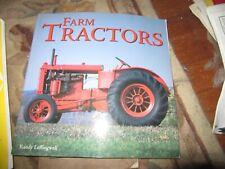 Farm Tractor Book randy leffingwell John Deere cletrac Oliver mccormick