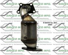 Catalytic Converter-Exact-Fit Front Left Davico Exc CA 19597