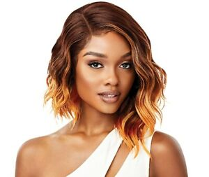 OUTRE Synthetic Hair Melted Hairline Deluxe Wide HD Lace Front Wig - ROSELYN