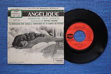 MICHEL MAGNE - ANGELIQUE / SP DUCRETET THOMSON C 066-11.971 / 1972 ( F )