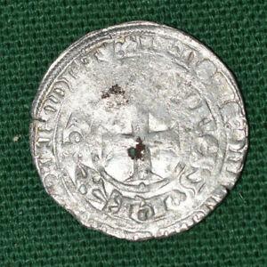 Monnaie  royale Jean II le Bon Guerre de cent ans Gros tournois Tours