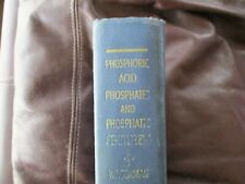 Phosphoric Acid, Phosphates and Phosphatic Fertilizers - Waggaman  Simplot HB G3