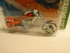 2011 #64 Treasure Hunt #14  OCC SPLITBACK orange   motorcycle chopper