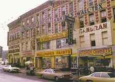 1974 Pintchik Paint Store Bergen Flatbush Park Slope Brooklyn NYC NEW Post Card