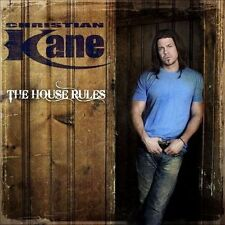 The House Rules * by Christian Kane (CD, Dec-2010, Bigger Picture)