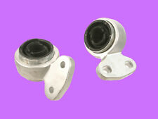 2 Left+Right Front Lower Control Arm Bushings w/ Brackets Kit Set for BMW 3 z4