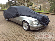 Mercedes E Class Saloon W124 1985-1995 SuperSoftPRO Indoor Car Cover