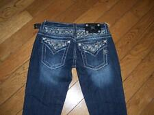 8cdd40254a18 MISS ME NWT SIGNATURE RISE BOOT JEANS JP6241B SIZE 26 WAIST 26 LENGTH 34   109