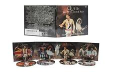 Queen - We Will Rock Rio: The Legendary Broadcasts 4CD box set *New and Sealed*