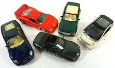 Maisto 1:33-1:43 Diecast Model Car Bundle Mercedes Aston Martin Smart