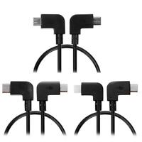 Micro USB Data Cable Cord Line for DJI SPARK/MAVIC PRO Controller Phone Tablet