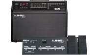 LINE 6 AX2 2X12 KILLER-AMP & FLOORBOARD PACKAGE FREE FREIGHT