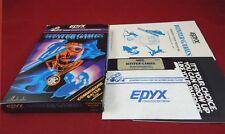 C64: inverno Games-Epyx 1985