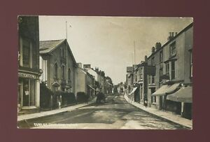 Devon CHUDLEIGH Fore St Used 1915 RP PPC by Chapman