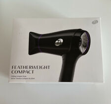T3 Micro Featherweight Compact Folding Styling Hair Dryer Black 76850 $150