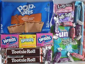 99p START Kellogs Frosted Brown Sugar Cinnamon Pop Tarts American  Gift Box