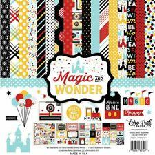 Mickey Mouse Dream Adventure Magic Castle Echo Park Scrapbook Page Kit 12 x 12