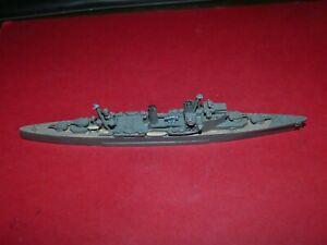 1:1200 Scale: metal British HMS London