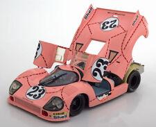 Minichamps Porsche 1971 917/20 Pink Pig 24h Le Mans Practice #23 1:18*New Item!