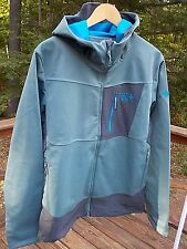 NEW Mountain Hardwear Mens M Dragon Back AirShield Softshell Hooded Jacket $265