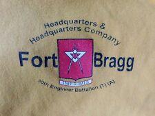 FORT BRAGG 30th Engineer Battalion Headquarters Mens T Shirt Size 2XL
