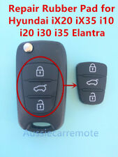 Remote Flip Key Case Repair Rubber Pad for Hyundai iX20 iX35 i20 i30 i35 Elantra