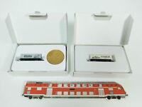 BC534-0,5# 2x Märklin mini-club Z/DC Wagen Jahreswechsel: 93/94 + 94/95 NEUW+OVP