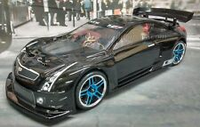 CADILLAC ATS Custom Painted Brushless RC Touring Car 4WD 45+MPH w/2S Lipo