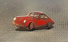 Porsche Pin 356 rot emailliert 30x13mm