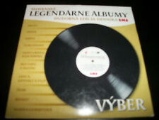 Various – Slovenské Legendárne Albumy (Výber) - CD - 2007 - Opus