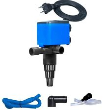 475 GPH Powerhead Submersible Water Pump Aquarium Fish Tank Undergravel Filter