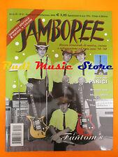 rivista JAMBOREE 51/2005 Fantom's Ducktails Marilyn Monroe Maria Shell  No cd