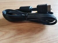 Official Original Genuine SONY RCA AV Audio/Video Cable For PlayStation 1/2/3