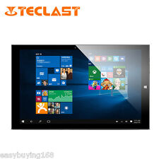 "11.6"" Teclast Tbook16 8000mAh 4/64GB Intel Windows10 & Android5.1 PC Ta"