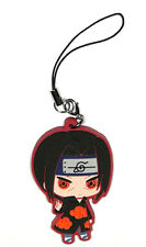 Naruto Strap Charm Itachi Uchiha Shippuden Capsule Rubber Mascot Itachi Uchiha