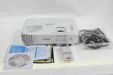Epson Portable Projector EB-S140 - 3,200 Lumens SVGA Data Projector - HDMI