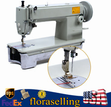 Heavy Duty Sewing Machine Industrial Automatic Thick Material Lockstitch Sewing