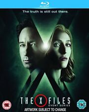 The X-Files – Event Series (Season 10) Blu-ray Mystery Sci-fi Drama