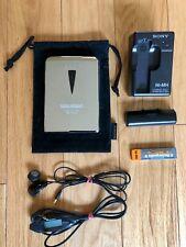 1994 Sony Wm-Ex1Hg Special Edition Walkman - Excellent Condition