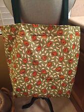 New HANDMADE Large *Halloween* JACK-O-LANTERNS & GHOSTS Bag/Tote/Purse/Handbag