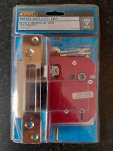 5 Lever Mortice Sash Lock BS3621