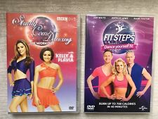 2 Strictly Come Dancing Exercise Dvds