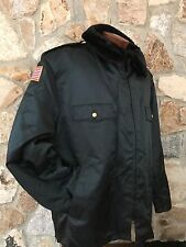 Gerber Maxxum NAVY Warm POLICE, FIRE Duty Coat Jacket Zip Thinsulate Lining 54 L