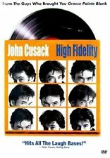 High Fidelity 0717951009944 With John Cusack DVD Region 1