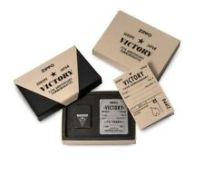 New Zippo VE/VJ 75th anniversary End of WWII Limited Edition 49264