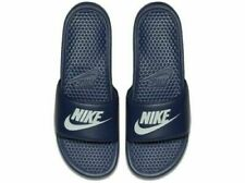 Nike Mens Benassi Jdi Sandals Sliders Navy UK 8 EUR 42.5 US 9
