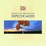 DEPECHE MODE - Music for the masses - CD Album