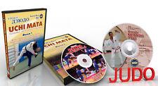 Judo.UCHI MATA.TECHNICS.METHODOLOGY. PRACTICE. Film 1+2+H.Katanishi (Disc only).