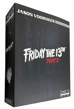 ONE:12 Collective Friday The 13th Part 3 Jason Voorhees action figure 1/12 Mezco