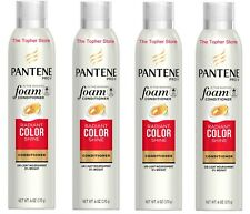 4 Pantene Pro-V In The Shower Foam Conditioner Radiant Color Shine 6 oz